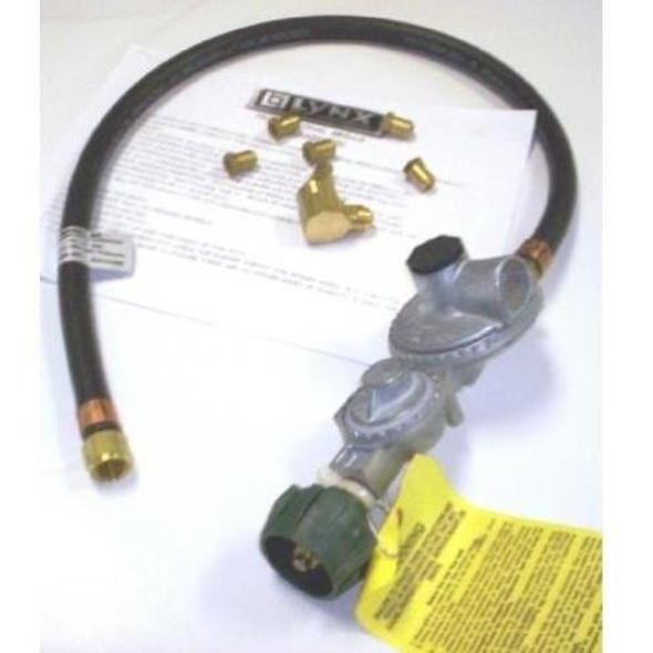 Lynx PRONGK  Conversion Kit For 30/42/54-Inch Gas BBQ Grill Propane To Natural Gas - For Lynx Grills Dated 2012 & Newer