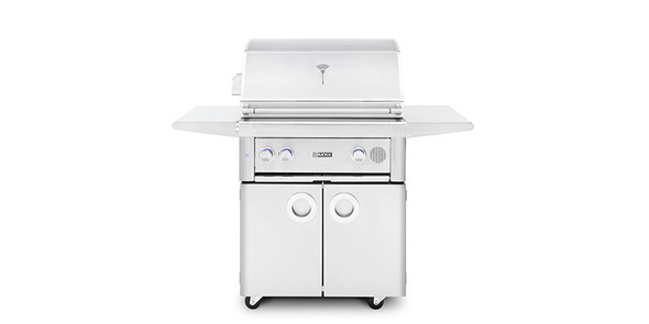 "Lynx SMART30F 30"" Freestanding Propane Or Natural Gas SmartGrill With Rotisserie"