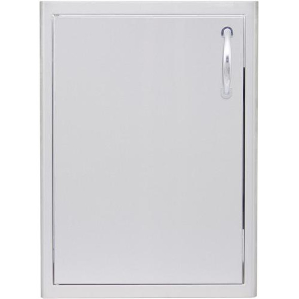 Blaze BLZ-SINGLE-2417-R-LH 21-Inch Left Or Right Hinged Vertical Single Access Door