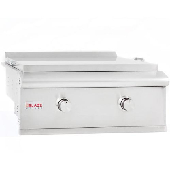 Blaze BLZ-Griddle 30-Inch Built-In Propane Or Natural Gas Griddle