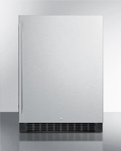 "Summit 24"" Wide Outdoor All-Refrigerator"