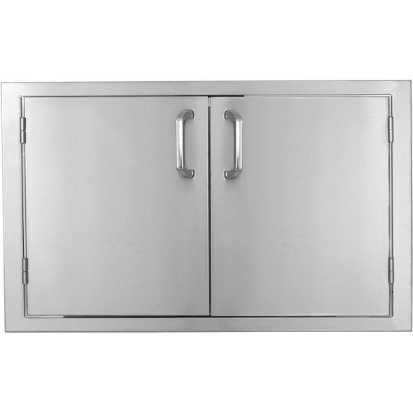 "Big Ridge Premium Series 42"" Double Doors"