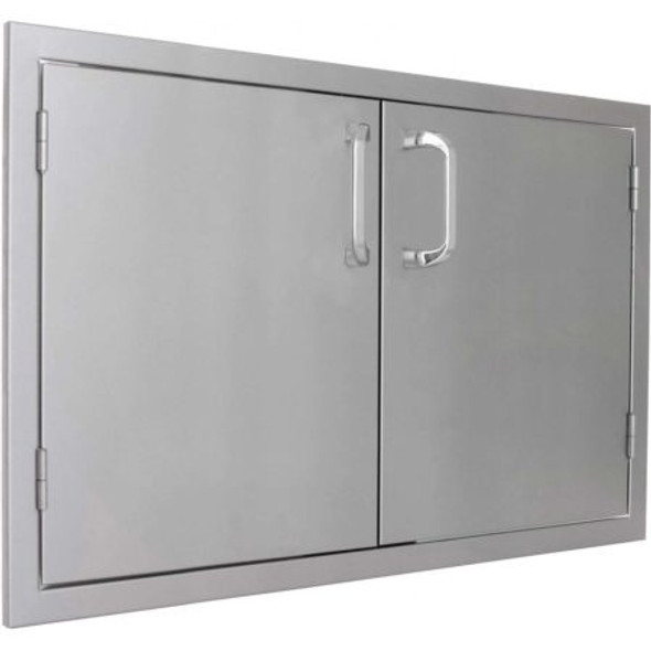 "Big Ridge Premium Series 48"" Double Doors"