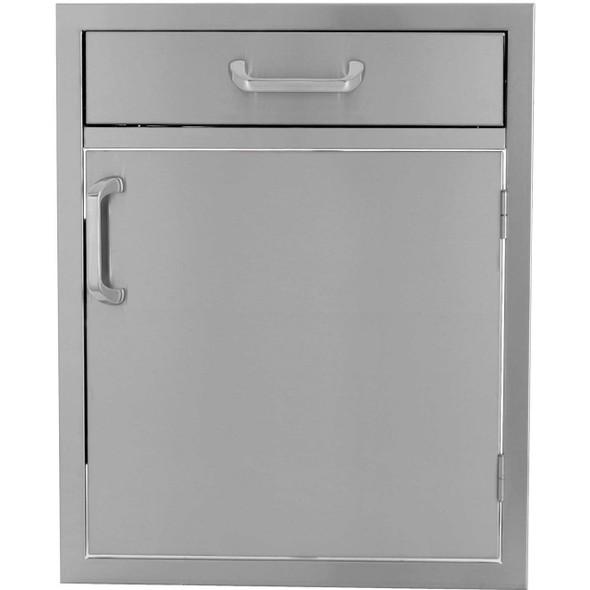 "Big Ridge Premium Series 21"" Single Door w/4"" Single Drawer Combo"