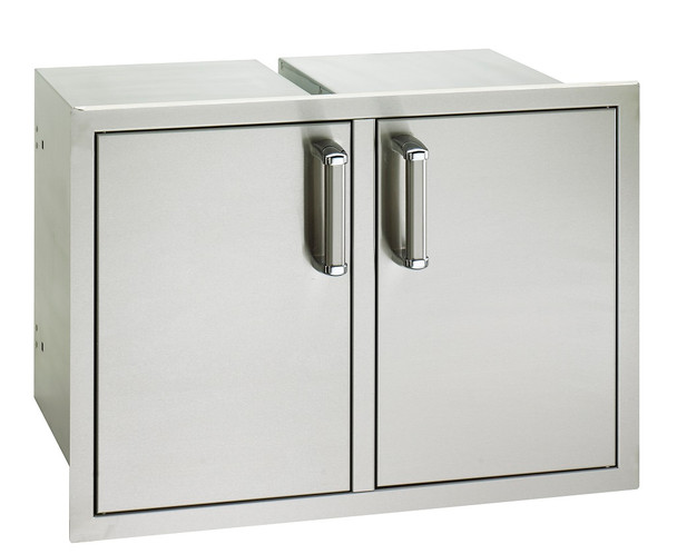Fire Magic 53930SC-22 Premium Flush Mount 30 Inch Cabinet With 2 Dual Drawers