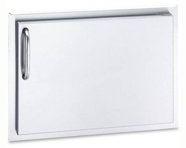AOG 20-14-SSDR 20 Inch RIght Hinged Single Access Door - Horizontal