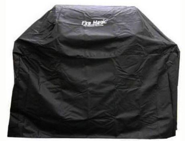 Fire Magic 5135-20F Grill Cover For Aurora A530 Gas Grill On Cart-With Shelves Up