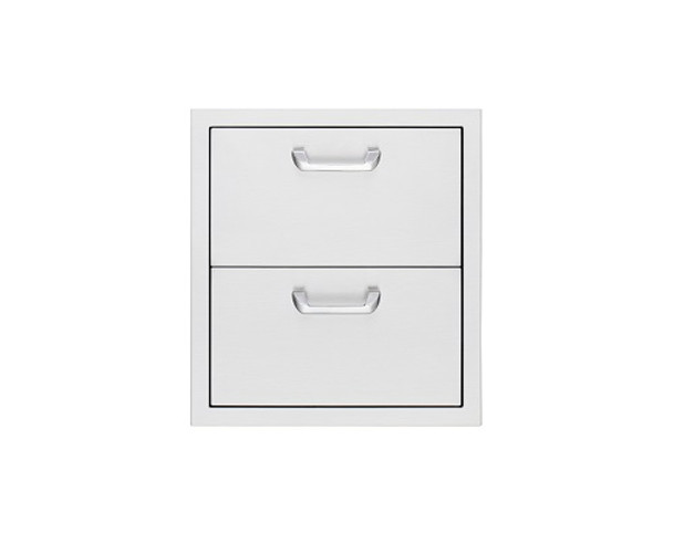 Sedona By Lynx LUD519 19-Inch Double Drawers
