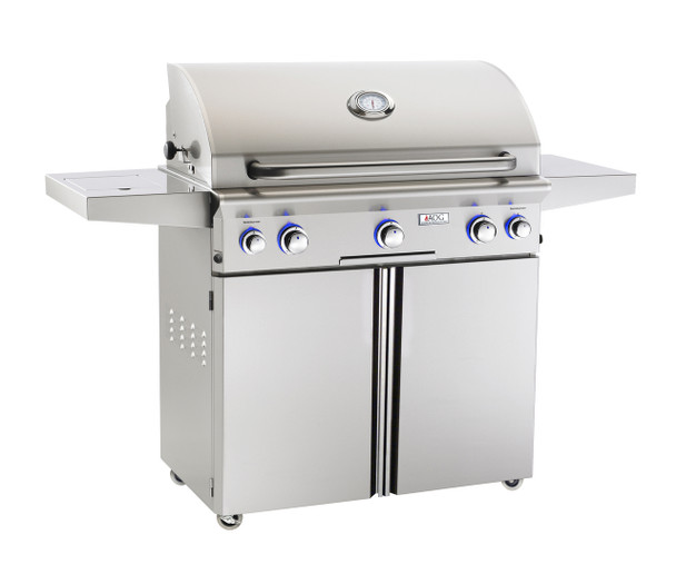 AOG 36PCL-00SP L-Series 36-Inch Gas Grill On Cart