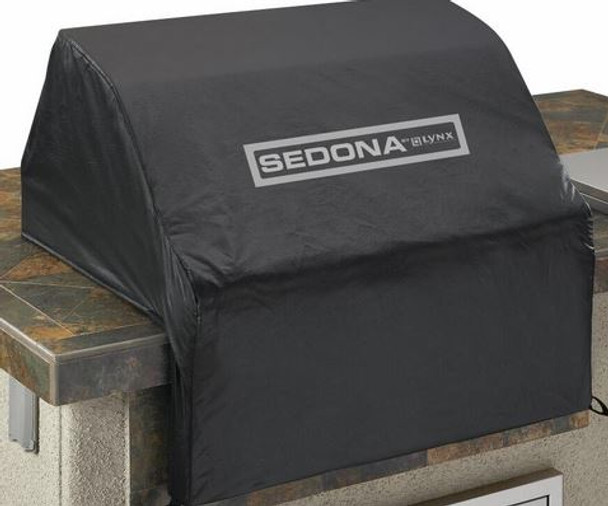 """Sedona By Lynx VC600 Vinyl Grill Cover For 36"""" Built-In L600 Gas Grill"""