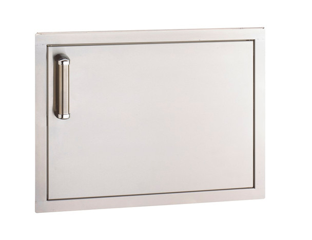 Fire Magic 53914-SCR Premium Flush Mount 15 Inch Right Hinged Single Access Door