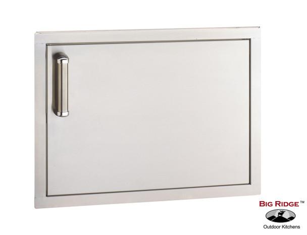 Fire Magic 53917-SCR Premium Flush Mount 24 Inch Right Hinged Single Access Door