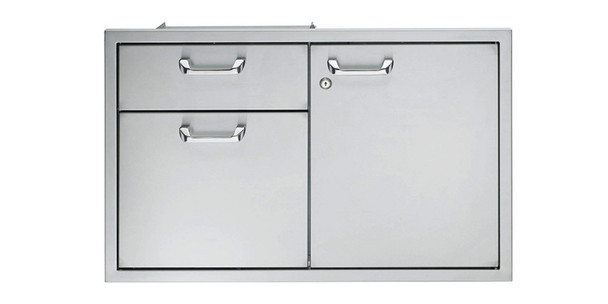Lynx LSA42 Professional 42-Inch Wide Door And Double Drawer Combo