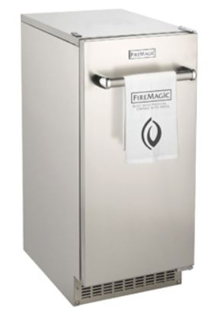 Fire Magic 3597 Outdoor High Capacity Automatic Ice Maker