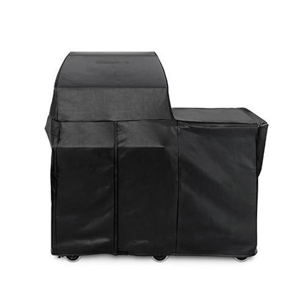 Lynx CCSMKM Custom Cover For Freestanding Smoker On Mobile Kitchen Cart