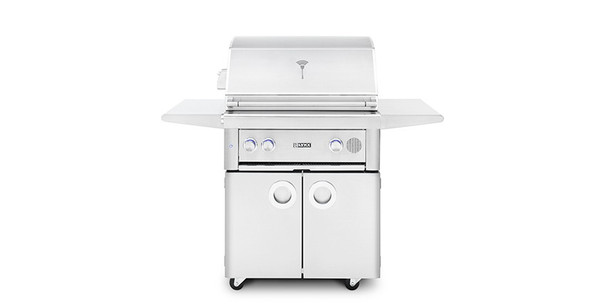 """Lynx SMART30F 30"""" Freestanding Propane Or Natural Gas SmartGrill With Rotisserie"""