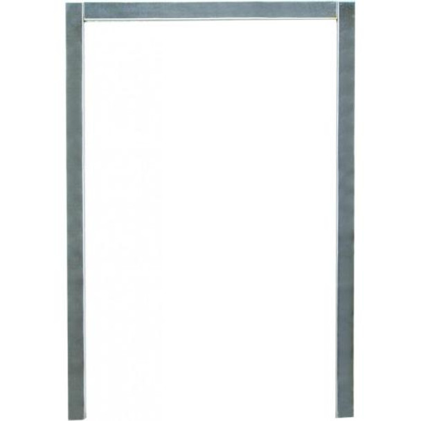 Lion 32923 Stainless Steel Outdoor Compact Refrigerator Frame