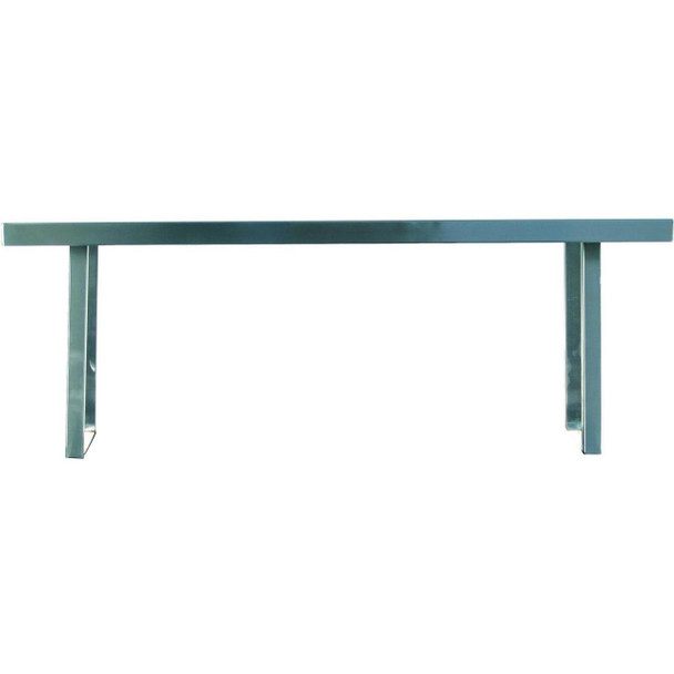 Lion L18743 Stainless Steel Top Shelf For Bar Center