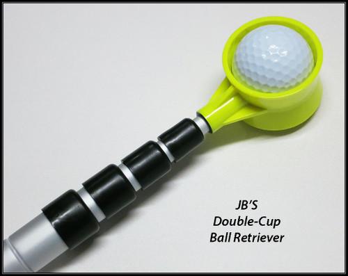 """J/B"" Double-Cup 18' Ball Retriever"