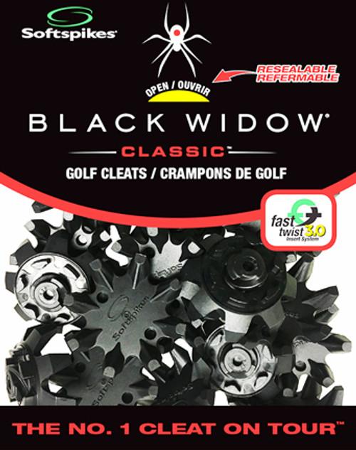 """Black Widow"" Golf Spikes"