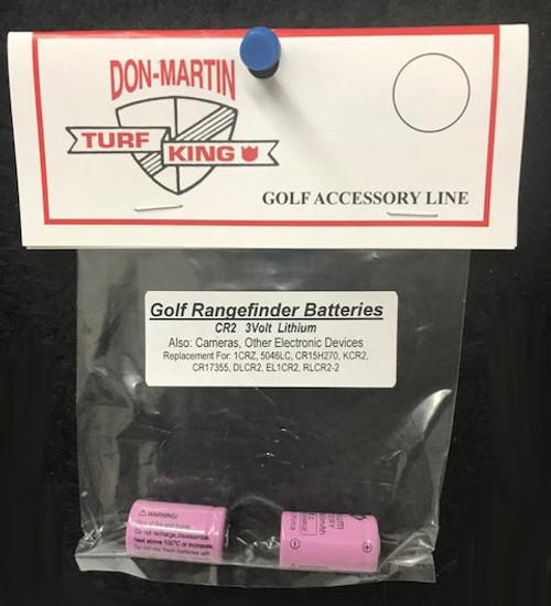 Golf Rangefinder Batteries
