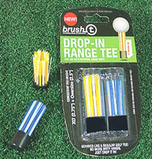 """brushT"" Drop-In Range Tees"