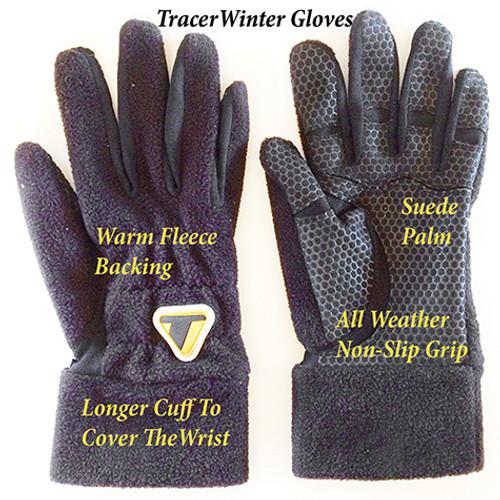 """Tracer"" Winter Gloves (Pair)"