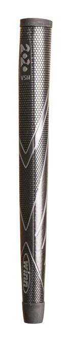 """""""Winn"""" 2020 VSN Putter Grip Midsize Black (#68WV-BK)"""