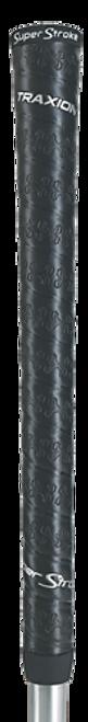 """Super Stroke"" Traxion Wrap Club Grips, Midsize, Black, Grey Copper"