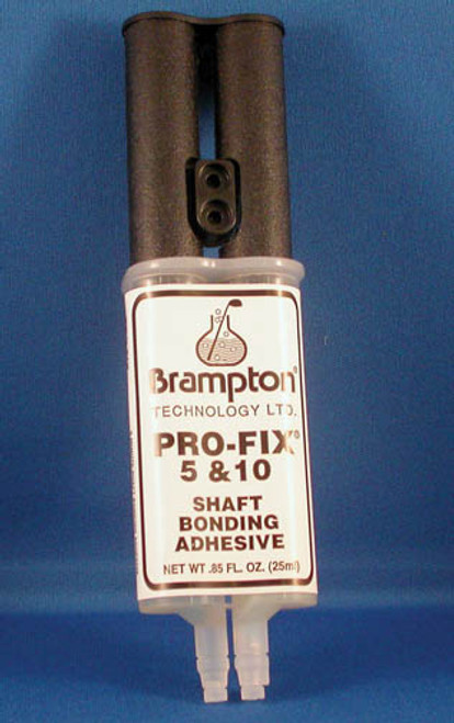 """Brampton"" Epoxy, Syringe Style, .85 Oz, Sets in 5 min., Play in 10-20 min."
