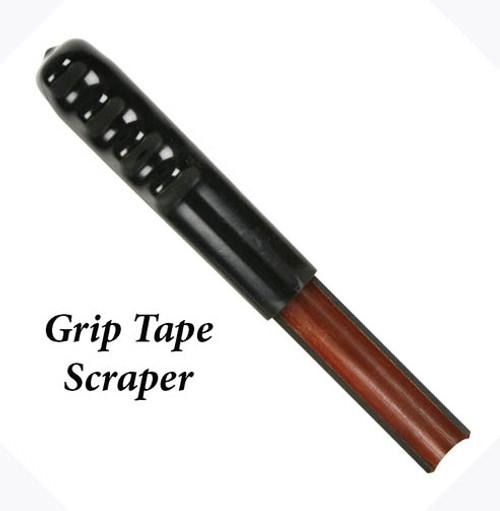 """""""Uneekscraper"""" Tape Remover Scraper, Made of graphite."""