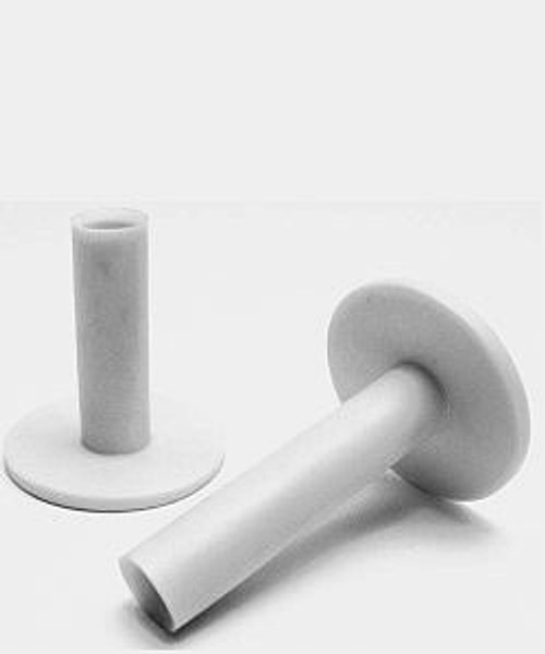 Rubber Range Tees,  Bulk,  Fit Standard Mat Holes, 9 Sizes, Long Lasting