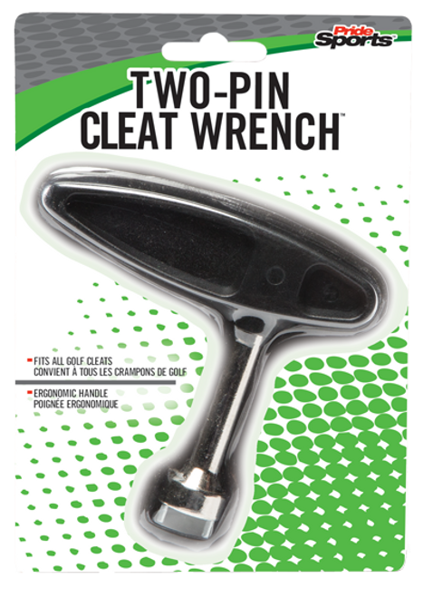 """""""Two-Pin"""" Spike Wrench,  Basic wrench for most spikes.  Economical."""