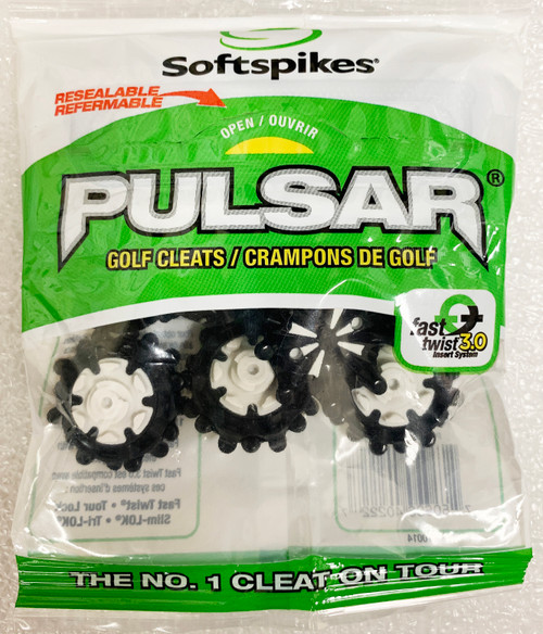 """""""Pulsar"""" Spikes by Softspike,  18-Fast Twist 3.0 or 20-Pins, Your choice."""