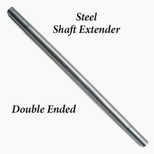 Steel Shaft Extenders, Double ended
