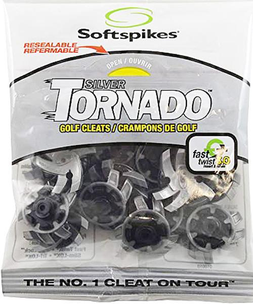 """Silver Tornado"" Golf Spikes,  Fast Twist 3.0"