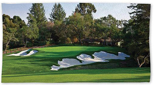Towel Sublimation,  Get Us A Picture..Favorite Hole, Clubhouse, Ect., In 1--15 Days You'll Get Towels With Your Picture, You Won't Believe The Image Quality.