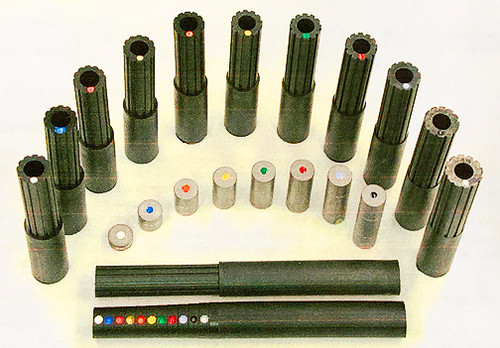 Graphite Shaft Extension Measuring System,  Priced Per Extension