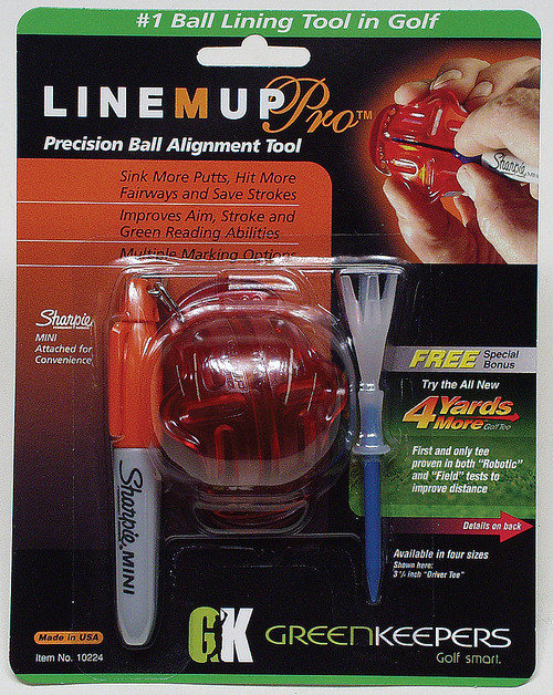 """""""Line M Up"""" Pro Model,  More marking options.  Assorted colors"""