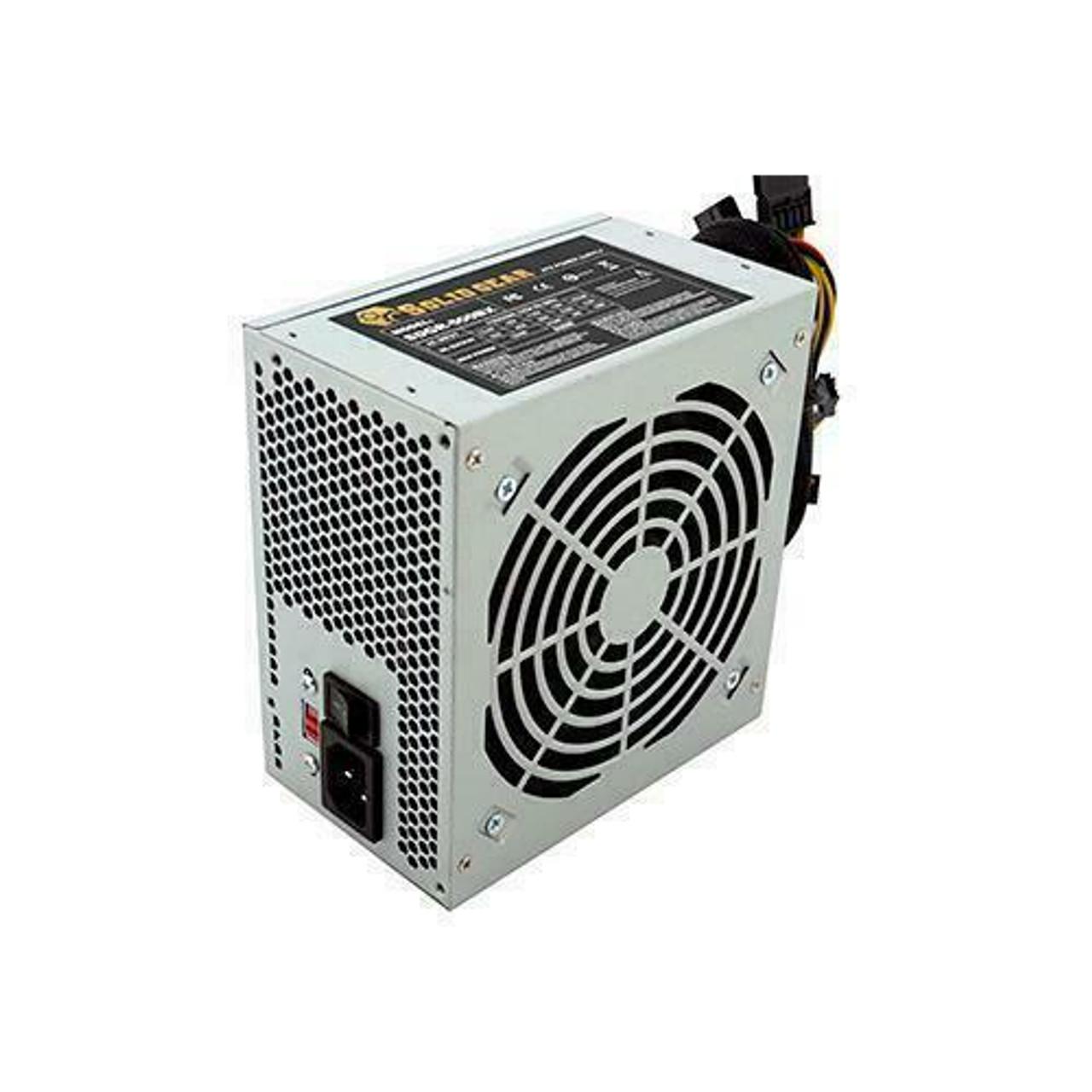 Solid Gear SDGR-500BX 500W ATX Non-Modular Power Supply