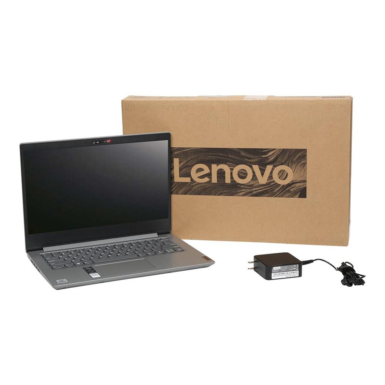 "Lenovo 14""  IdeaPad 3 Laptop Intel Core i5 10th Gen 1035G1 1.0GHz Processor; 8GB RAM; 512GB Solid State Drive"