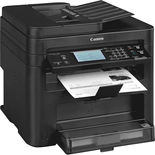 Canon ImageCLASS MF236n Monochrome Laser All-in-One Printer