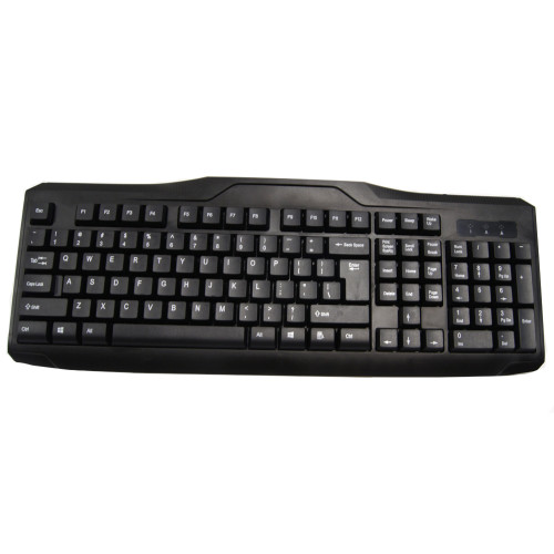 iK100 USB 107-Key Keyboard
