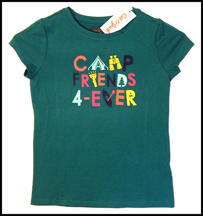 Camp Friends Forever shirt