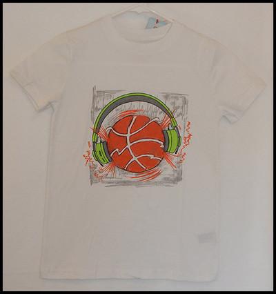 Basketball Headphones shirt