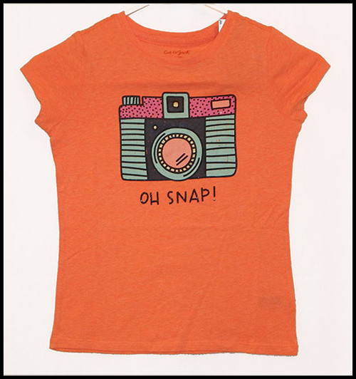 Oh Snap shirt
