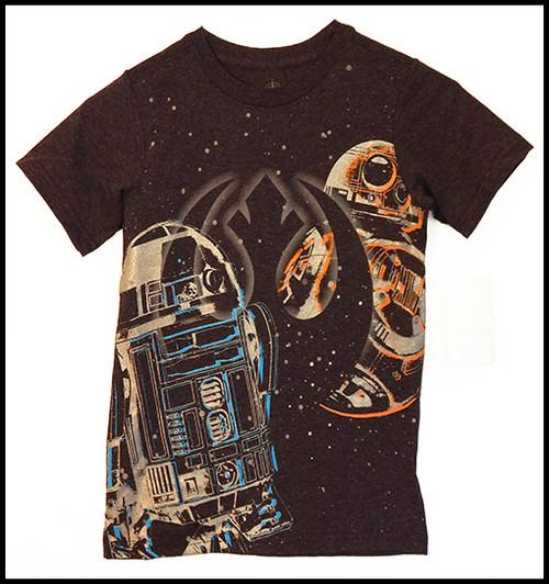 R2 & BB8 shirt