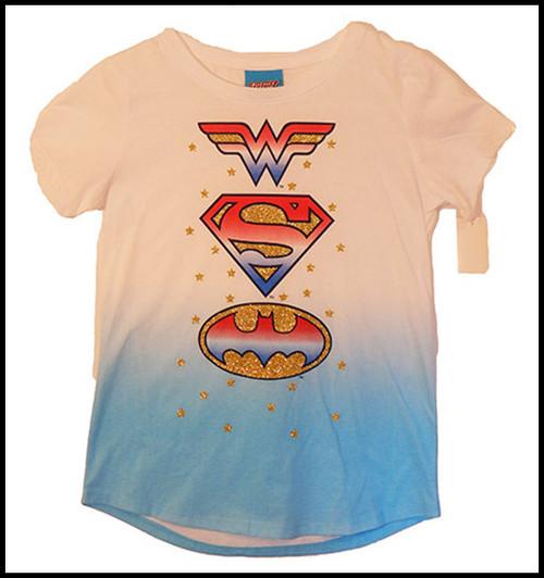 DC Logos shirt