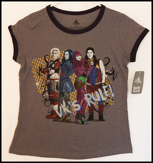 Descendants shirt