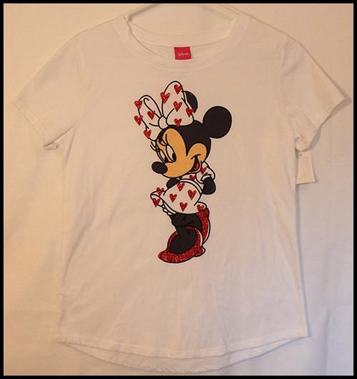 Minnie on White shirt